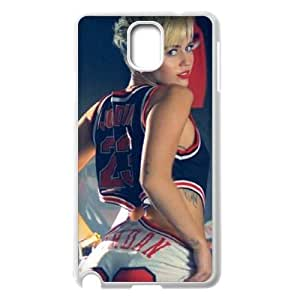 YUAHS(TM) New Fashion Cover Case for Samsung Galaxy Note 3 N9000 with Miley Cyrus YAS117384