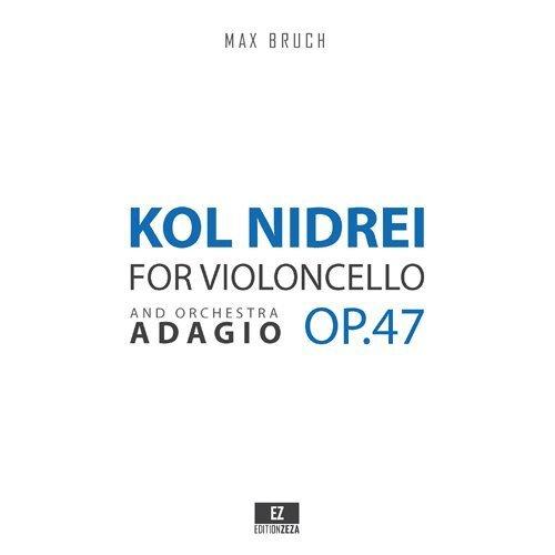 Download Kol Nidrei Op.47, Adagio for Violoncello and Orchestra (Conductor's Score 9x12 inches) SKU:EZ-2065 pdf