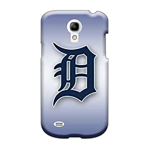 Durable Hard Phone Cover For Samsung Galaxy S4 Mini (JQL5397dwcF) Support Personal Customs Stylish Detroit Tigers Series