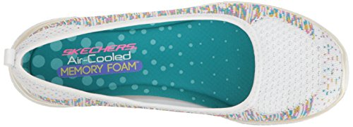 Multi Microburst Baskets Femme Skechers Up White One nzYwnZqg