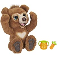 FurReal Cubby The Curious Bear Interactive Plush Toy