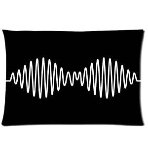 Green-Store Custom Arctic Monkeys Home Decorative Pillowcase Pillow Case Cover 20*30 Two Sides Print