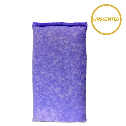 Nature Creation- Basic Herb Heating Pad - Natural Tension & Pain Relief (Purple Marble Unscented)