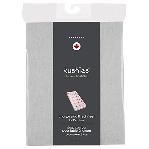 Kushies Fitted Change Sheet Solid