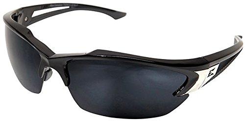 (Edge Eyewear TSDK21-G15-7 Khor  Polarized G15 Silver Mirror Lens)