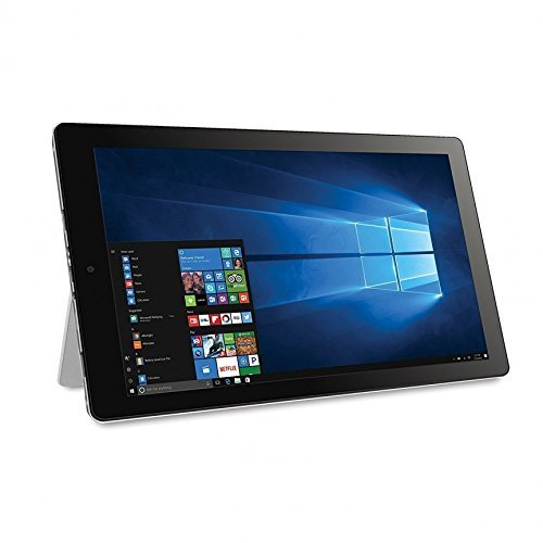 RCA Cambio 10.1'' 2 in 1 32GB Tablet with Windows 10, Intel Atom Z8350 2GB RAM, Includes Keyboard by RCA