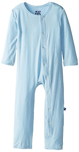 KicKee Pants Coverall, Pond, 6-12 Months