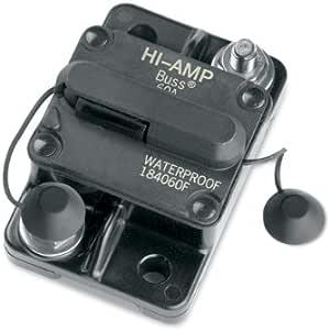 Johnson Outdoors - 1865106 MinnKota MKR-19 Circuit Breaker 60A Waterproof
