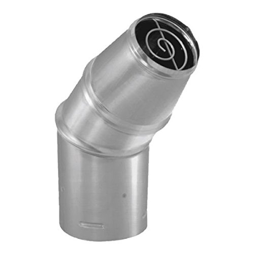 DURAVENT 4PVP-HC2 PelletVent Pro Horziontal Cap w/ Tapered end