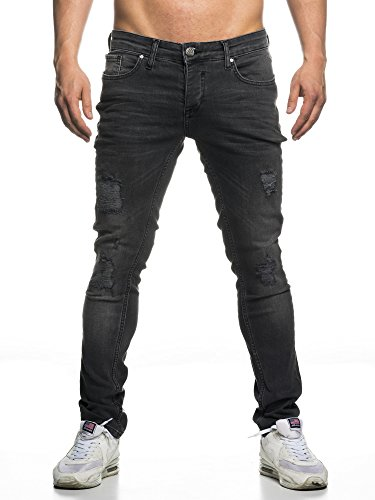 Da Effetto Usato Jeans Stretch Uomo Slim Tazzio Fit 16525 vPqxXOwYE