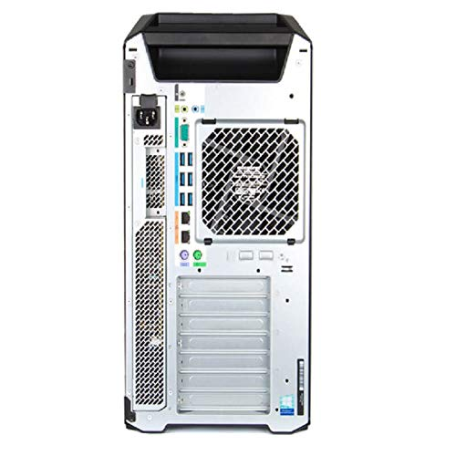HP Z8 G4 Workstation 2X Gold 6148 Twenty Core 2.4Ghz 64GB RAM 1TB NVMe Quadro P4000 Win 10 (Renewed)
