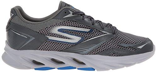 Skechersgo Run Vortex - Scarpe Running Uomo Grigio ccbl