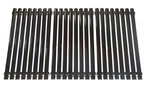 Uniflame Grill Replacement Parts - Hongso PCA343-NEW Porcelain Steel Cooking Grid Replacement for Select Uniflame Gas Grill Models, Sold as a Set of 3; aftermarket Replacements
