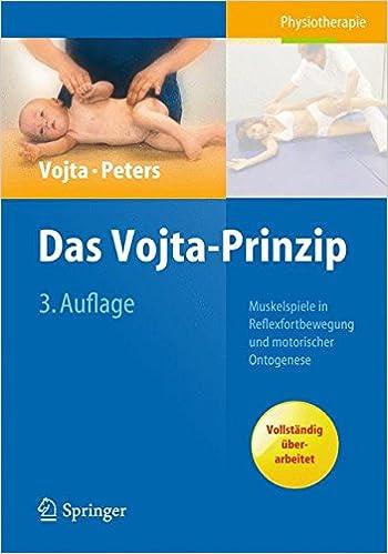 Book Das Vojta-Prinzip: Muskelspiele in Reflexfortbewegung und motorischer Ontogenese