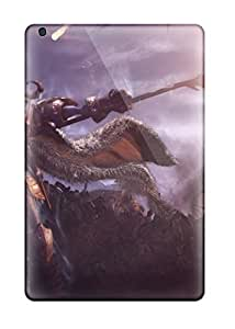 CharlesRaymondBaylor Scratch-free Phone Case For Ipad Mini/mini 2- Retail Packaging - Demigod_by_gas_powered_games