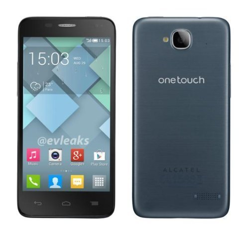 "Alcatel OneTouch Idol mini 6012A - New Unlocked, 4G Network, 4.3"" LCD, 4GB, Android 4.2 - Jelly Bean - Smart Phone - With Spanish"