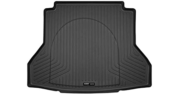 kaungka Heavy Rubber Front and Rear Carpet Car Floor Mats Compatible with 2019 Toyota Corolla All Weather and Season Protection Car Carpet