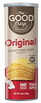 The Good Crisp Company Original Stacked Chip, 3 Count