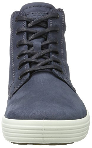Soft Blu Marine 7 Alto Uomo Collo a Men's Sneaker ECCO 7ZdxB88