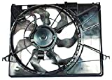TYC 621340 Hyundai Sonata Replacement Radiator/Condenser Cooling Fan Assembly