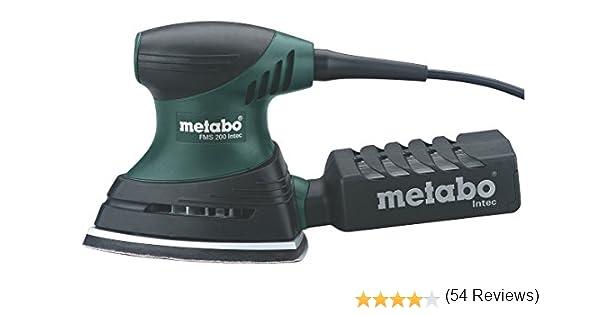 Metabo 600065500 600065500-Lijadora Triangular para Madera FMS ...