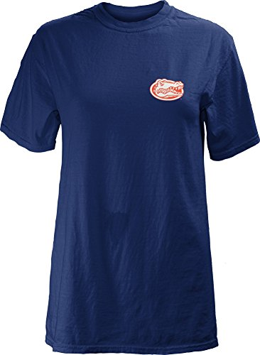 NCAA Florida Gators Junior's Comfort Colors Short Sleeve T-Shirt, Large, - Bound Tee Gators Florida