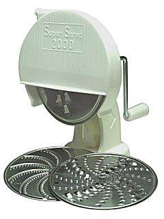 Mini Food Processor and Shredder