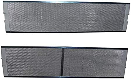 ANCASTOR Filtro METALICO Campana NODOR 1748 Extender INOX 9. FER02825273: Amazon.es: Hogar