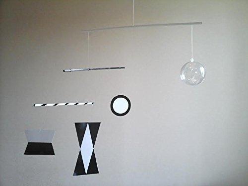Mobile de Munari, Montessori: Amazon.fr: Handmade