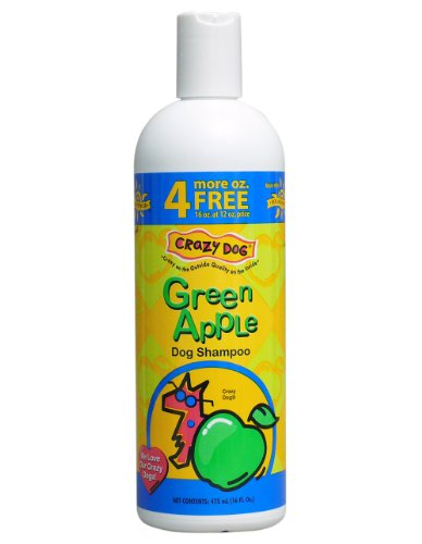 Crazy Dog Green Shampoo 16 Ounce product image