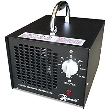 Mammoth Commerical Ozone Generator 5000mg Industrial Heavy Duty O3 Air Purifier Deodorizer Sterilizer