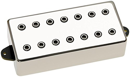 DiMarzio Ionizer 7-String Neck Humbucker Pickup Black -  DP709BK