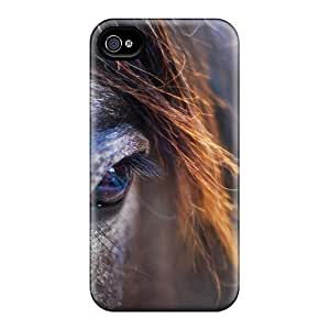 High Quality GJJ37208XoNN Horse Detail Cases For Iphone 6
