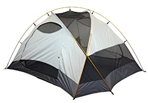 Ledge Sports Recluse Lightweight 3 Person Tent (100 X 70 - 50-Inch Height, 6.5-Pounds) from Ledge Sports