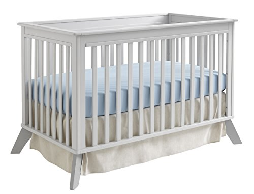 Sealy Bella Standard Crib, Tranquility Gray Review