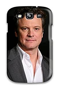 AmyRMorrison Case Cover Protector Specially Made For Galaxy S3 Colin Firth