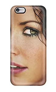 Hot Beautiful Actress First Grade Tpu Phone Case For Iphone 6 Plus Case Cover