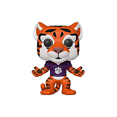 Funko College Clemson POP The Tiger Home Vinyl Figure: Clothing
