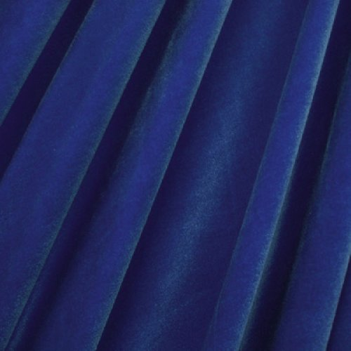 Stretch Velvet Fabric 12 Yards By The Bolt-Royal