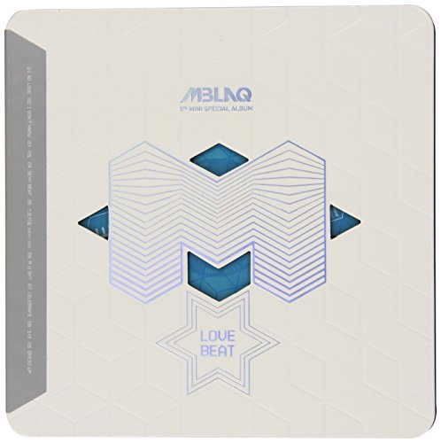 Mblaq - Love Beat [No USA] (Asia - Import)