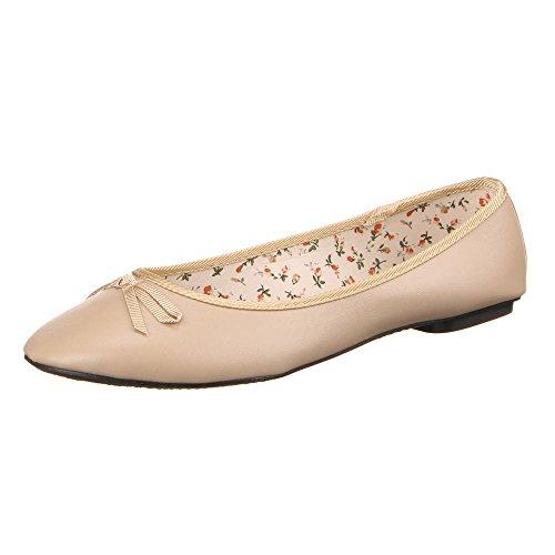 Ital-Design - zapatilla baja Mujer Beige - beige