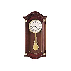 Lambourn Cherry Wall Clock Windsor Cherry Dimensions: 14.25W X 5.75D X 28H Weight: 15 Lbs