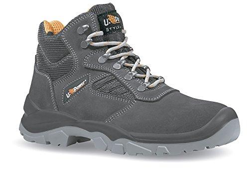Upower-zapatos de seguridad S1P src REAL