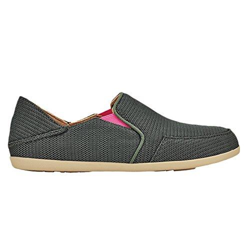 en Waialua nbsp;– Magenta maille Chaussures nbsp;Femme Olukai Dark Shadow 7wvHSq7y