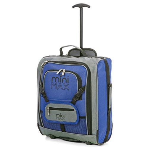 MiniMAX-nios-Nios-cabina-de-equipaje-Carry-On-Maleta-Trolley-con-la-mochila-y-la-bolsa-para-su-favorito-mueca-figuras-de-accin-Bear