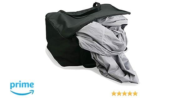 f215d16ff7 Amazon.com  Covercraft ZTOTE1BK Black Car Cover Bag  Automotive