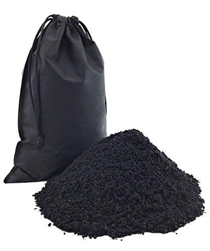 Dark Earth- Vermicomposted Biochar Fertilizer and Soil Amendment-1 Gallon by Tennessee Valley Organics