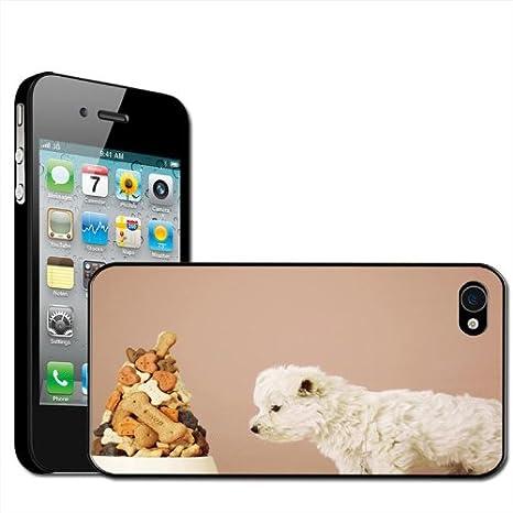 Fancy A Snuggle - Carcasa rígida para iPhone 4 y 4S, diseño ...