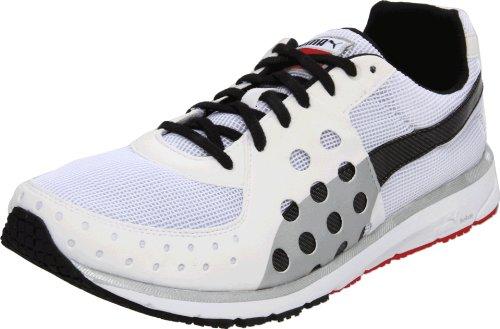 Unisex Faas 300 Sneaker Vit / Svart / Röd