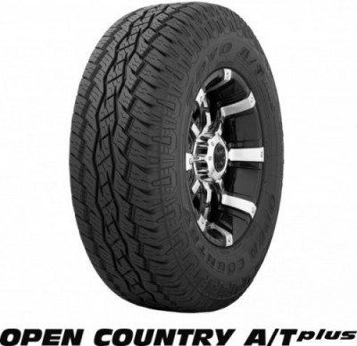 トーヨータイヤ 265/70R15 112S オープンカントリー A/T plus OPEN COUNTRY 2本 セット B06XDN2KS9